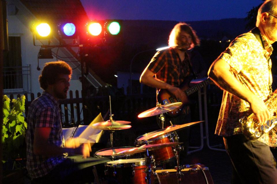 Jazz Colors Bamberg - Sommernachtsmusik im Biergarten