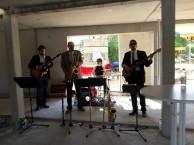 Jazz Colors Bamberg - Richtfest
