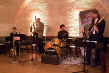 Jazz Colors Bamberg - Hochzeitsfeier, jazzige Dinnermusik