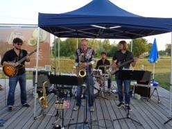 Jazz Colors Bamberg - Tucher Blues- und Jazzfestival 2015 - Landkreisblues in Gundelsheim (Foto: Klaus Grebita)