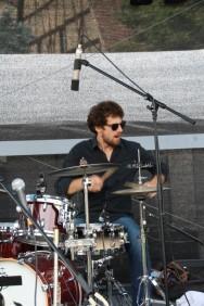 Jazz Colors Bamberg - Jens Kußmann - Tucher Blues- und Jazzfestival 2015 (Foto: Walter Ullrich)