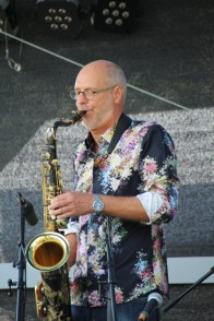Jazz Colors Bamberg - Roland Kocina - Tucher Blues- und Jazzfestival 2015 (Foto: Walter Ullrich)