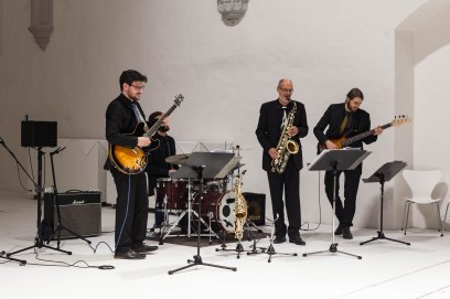 Jazz Colors Bamberg - Universitäre Veranstaltung (Foto: Tim Kipphan, Universität Bamberg)