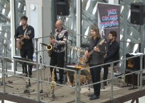 Jazz Colors Bamberg - Jazziger Background zum Firmen-Event