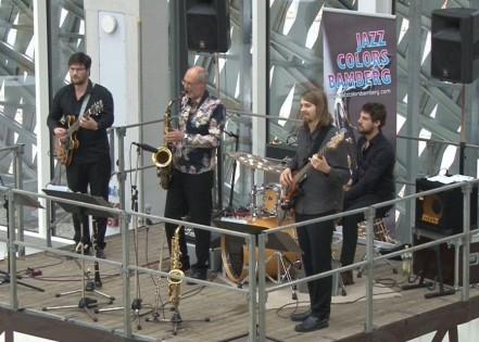 Jazz Colors Bamberg - Jazziger Background zum Firmen-Event