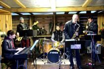 Jazz Colors Bamberg - Probiertage im Bio-Hofladen (Foto: Walter Ullrich)