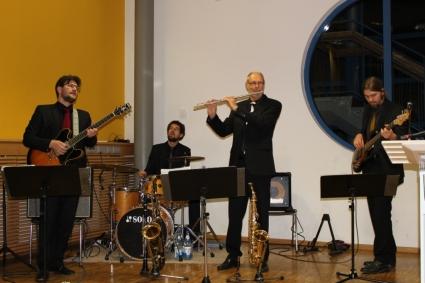 Jazz Colors Bamberg - Musikalische Umrahmung und swingende Dinnermusik zur Festveranstaltung