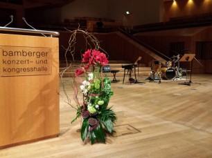 Jazz Colors Bamberg - Neujahrsempfang der Stadt Bamberg 2016