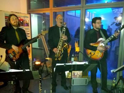 Jazz Colors Bamberg - Trio-Besetzung mit dezenter jazziger Dinnermusik zum Firmen-Event
