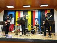 Jazz Colors Bamberg - bei der Deutsch-Französischen-Gesellschaft Oberfranken