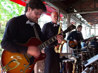 Jazz Colors Bamberg - Jazz Brunch im Café
