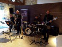 Jazz Colors Bamberg - Jazzige Grooves zur Hochzeitsfeier in edler Location