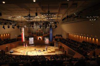 Jazz Colors Bamberg - Neujahrsempfang der Stadt Bamberg 2017