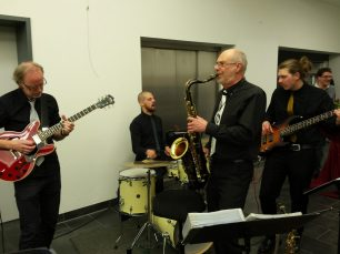 Jazz Colors Bamberg - Jazziges zum Umtrunk