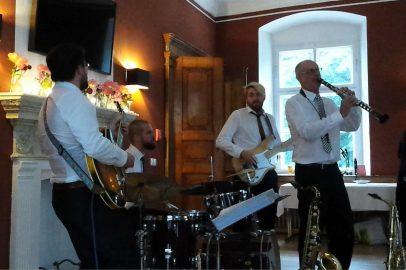 Jazz Colors Bamberg - Jazzige Hochzeits-Dinnermusik in festlichem Rahmen