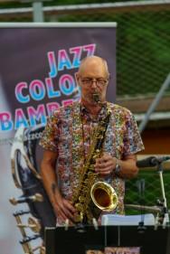 Jazz Colors Bamberg am Baumwipfelpfad Steigerwald (Foto: Olaf Küffner)